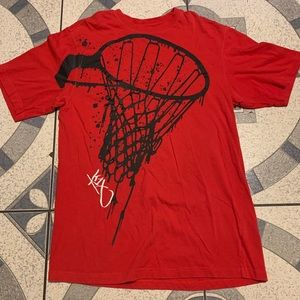 NWOT K1X Graphic Embroidered Tee Sz L